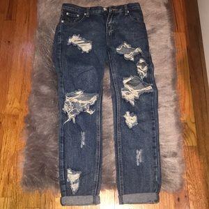 One Teaspoon Boyfriend Jeans